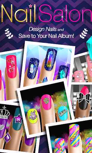 Nail Salon™ Manicure Girl Game 2