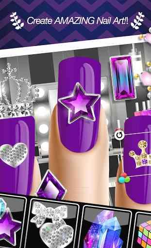 Nail Salon™ Manicure Girl Game 4