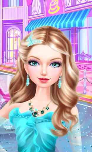 Princess Prom Night - Dress Up 1