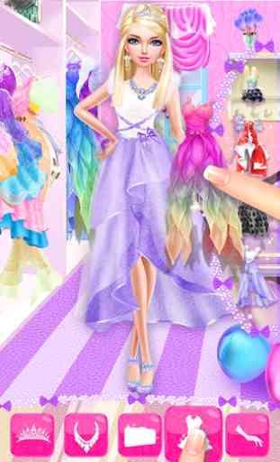 Princess Prom Night - Dress Up 2