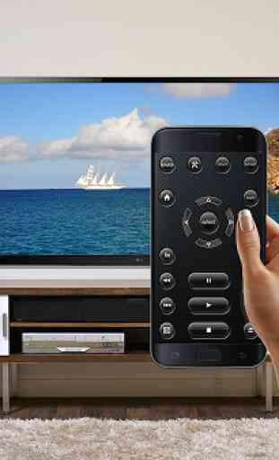 Remote control for TV 3