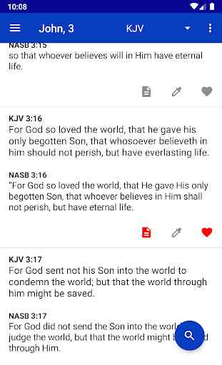 Bible (Offline, Multi-Version, Full-Text Search) 2