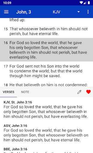 Bible (Offline, Multi-Version, Full-Text Search) 3