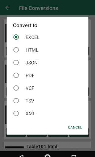 CSV File Converter 2