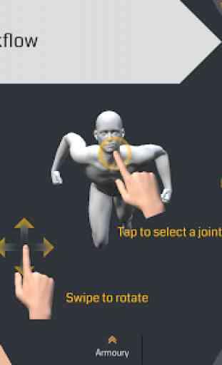 El Pose 3D 1
