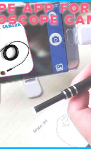 Endoscope Camera - endoscope app for android 2