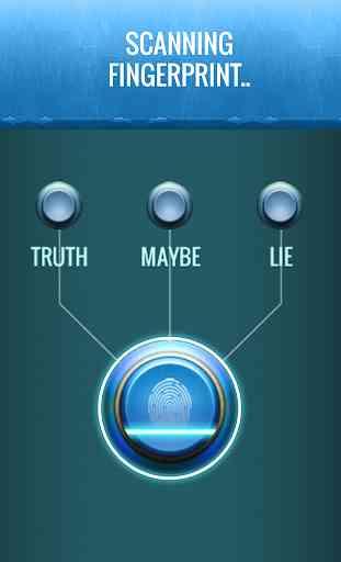 Finger Lie Detector Test Prank 2