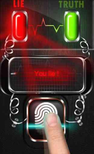 Finger Scan Lie Detector Prank 2