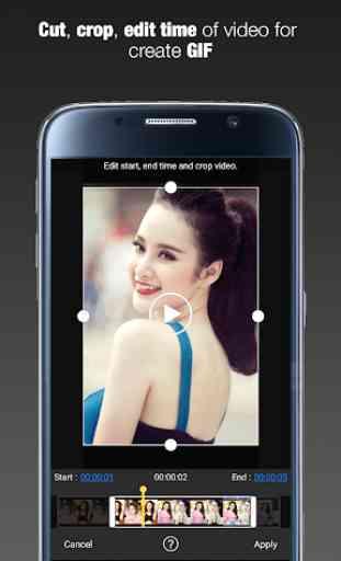 GIF Maker- GIF Editor (Android) image 2