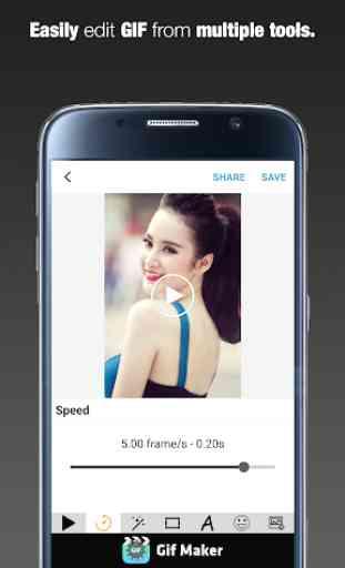 GIF Maker- GIF Editor (Android) image 4