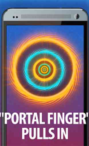 Portal finger quest - real magic tricks & science 1