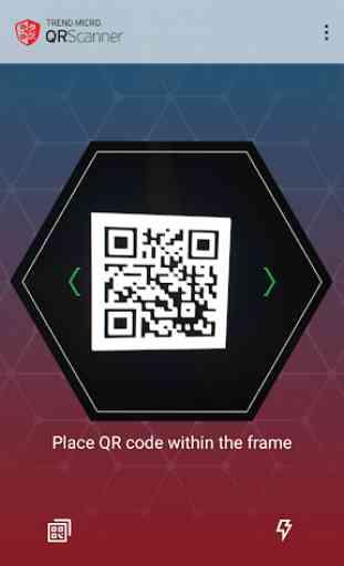 QR Scanner - Free, Safe QR Code Reader, Zero Ads 1
