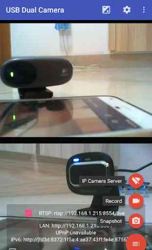 USB Dual Camera Pro 3