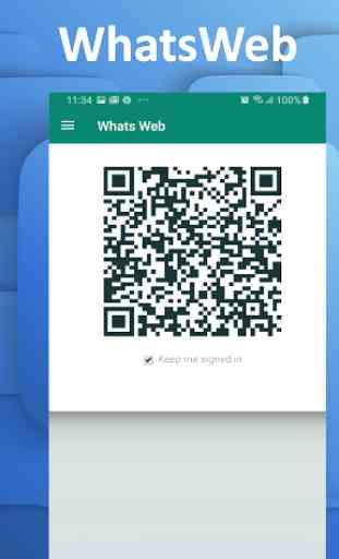 Whatscan for Whatsapp Web 1