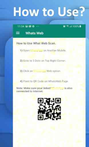 Whatscan for Whatsapp Web 4