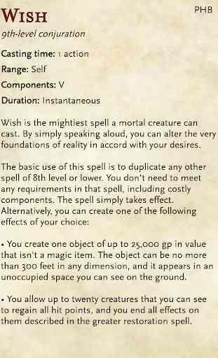 5e spells 4