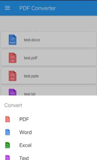 All Files To PDF Converter 4