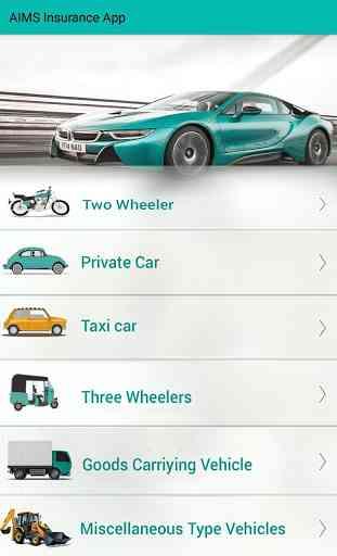 Aims Insurance App 3