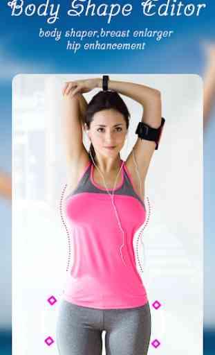Body Editor - Slim Face & Body, Body Shape Editor 2