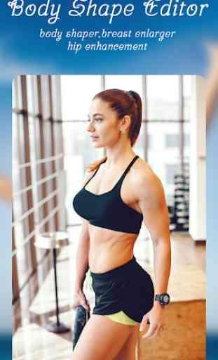 Body Editor - Slim Face & Body, Body Shape Editor 3