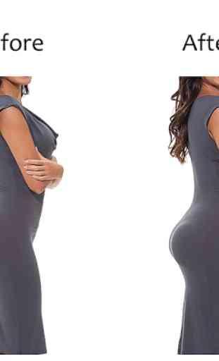 Body Shape Editor 4