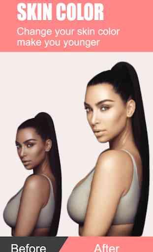 Body Shape Editor -  Skin Color Changer 2