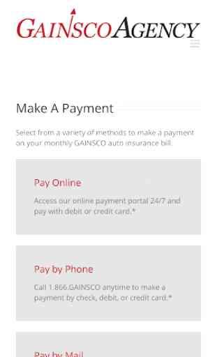 GAINSCO Auto Insurance 2