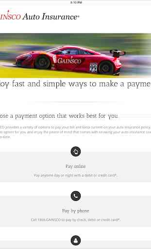 GAINSCO Auto Insurance 4