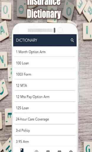 Insurance Dictionary 1