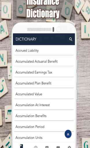 Insurance Dictionary 4