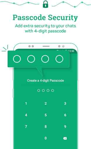 Locker for Whats Chat App - Secure Private Chat 2