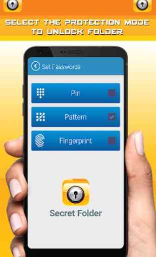 Secret File Locker - Security Lock App 1