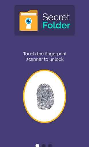 Security Lock App: File Locker & Secret Vault 1