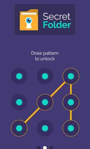 Security Lock App: File Locker & Secret Vault 2