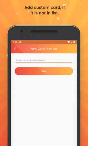 Reward Cards : The Card Wallet 4
