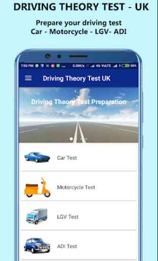 Driving Theory Test - UK 1