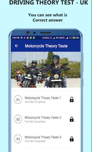 Driving Theory Test - UK 3