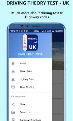 Driving Theory Test - UK 4