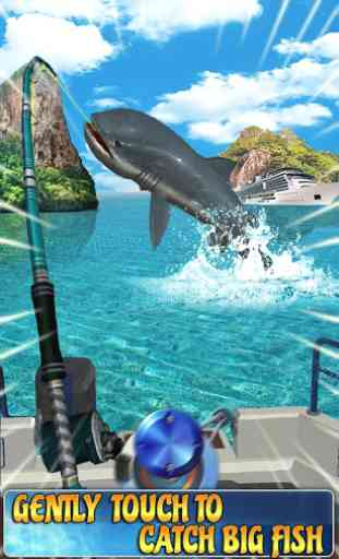 Fish Aquarium Games - Charming Ocean GoGo Fishing 2