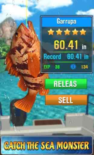 Fish Aquarium Games - Charming Ocean GoGo Fishing 3