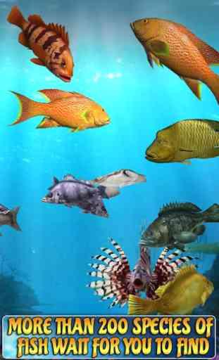 Fish Aquarium Games - Charming Ocean GoGo Fishing 4
