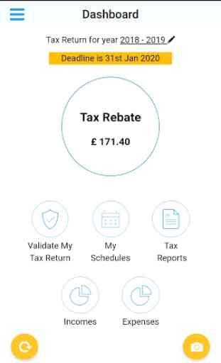 GoSimpleTax HMRC Tax Calculator & self assessment. 2