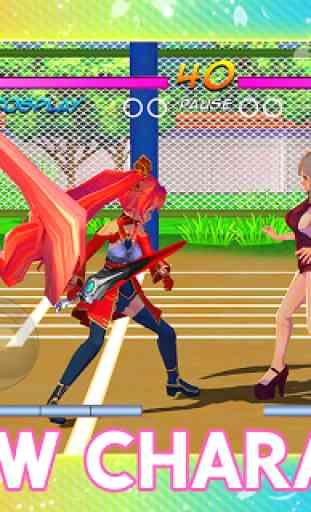 High School Girl Real Battle Simulator Fight Life 2
