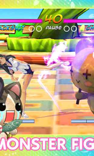 High School Girl Real Battle Simulator Fight Life 3