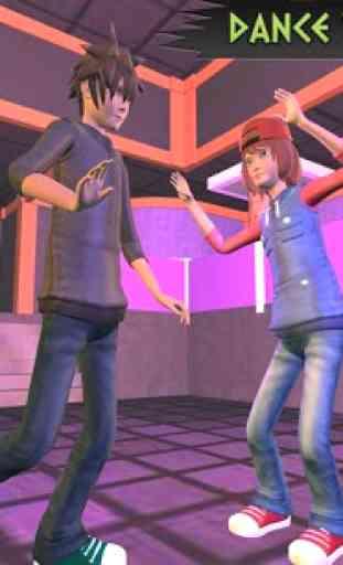 High School Girl Simulator: Love Story Games 2020 2