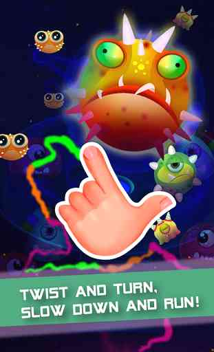 Mr Fingers Dance Adventure! Dont Let the Thumbs Up 4
