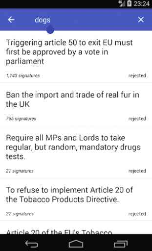 UK Petitions 4