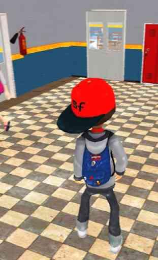 Virtual High School Simulator - School Games 3D 4