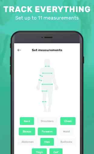 Shapez - body progress tracker 4