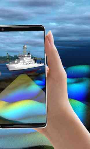 Ocean Sonar Sound Effects 1
